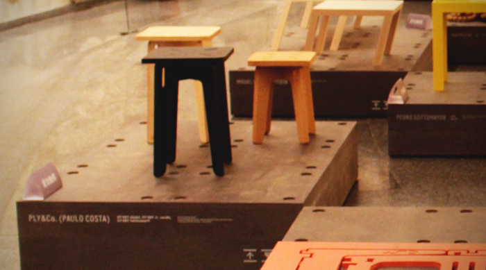 "Exhibition MUDE in Beijing ""Como se pronuncia design em português?""<span class="